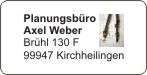 Planungsbüro Weber